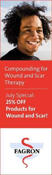 July Special - 25% off all Fagron Products for Wound and Scar