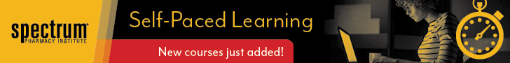 Spectrum Self-Paced Learning - New Courses Just Added