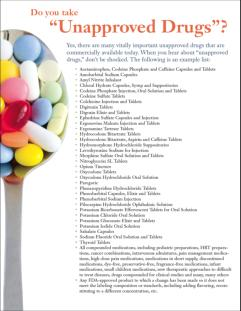 list of drug classifications pdf