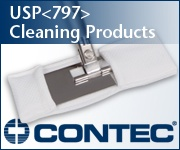 Contec - USP <797> Cleaning Products