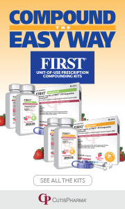 FIRST® - Omeprazole and FIRST® - Lansoprazole Compounding Kits