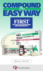 FIRST® - Compounding Kits from Cutis Pharma