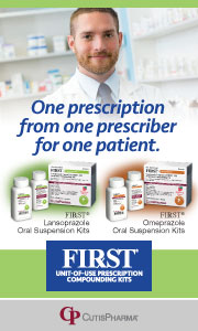 FIRST® - Omeprazole and FIRST® - Lansoprazole Compounding Kits
