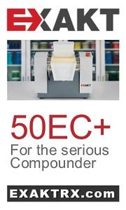 EXAKT 50EC+ : For the Serious Compounder