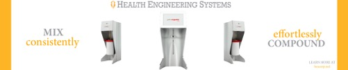 Health Engineering Systems - Mix Consistently, Compound Flawlessly