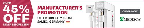 Over 45% Off Medisca Samix with Manufacturer's Promotion