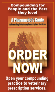 A Pharmacist's Guide to Providing Veterinary Prescription Services